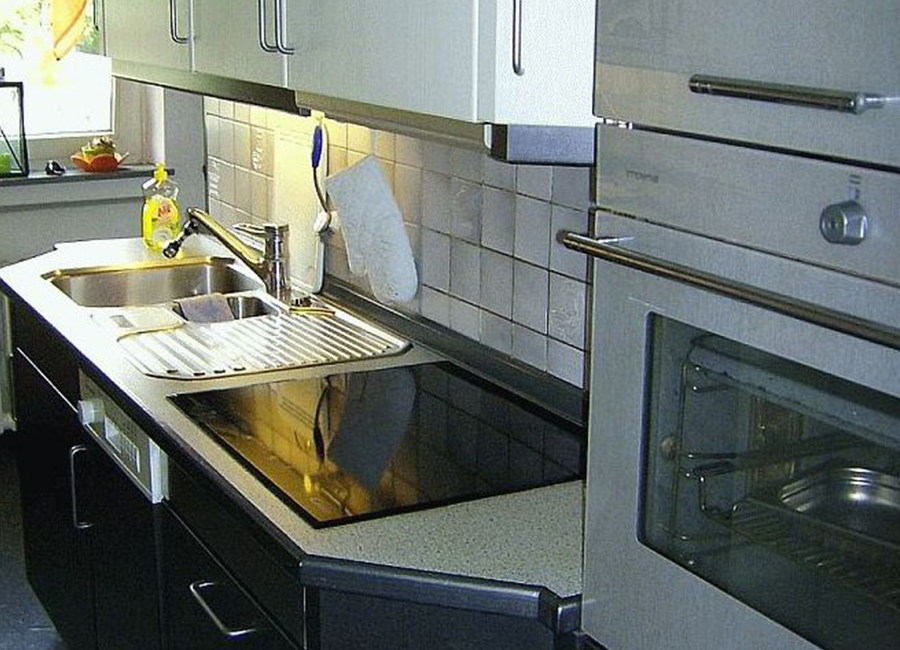 Küchenumbau wegen Umzug