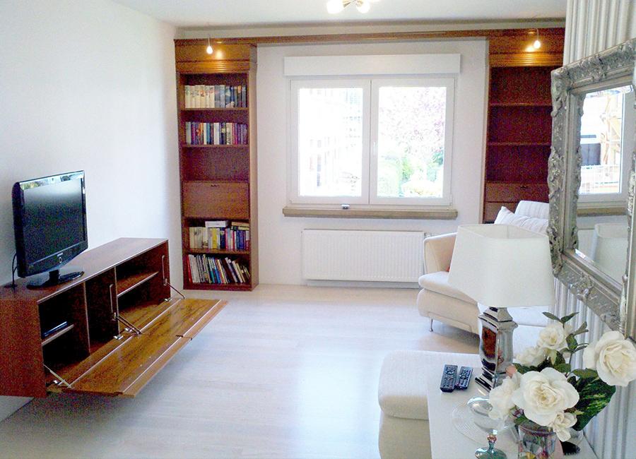 Möbel-Umbau für's Wohnzimmer